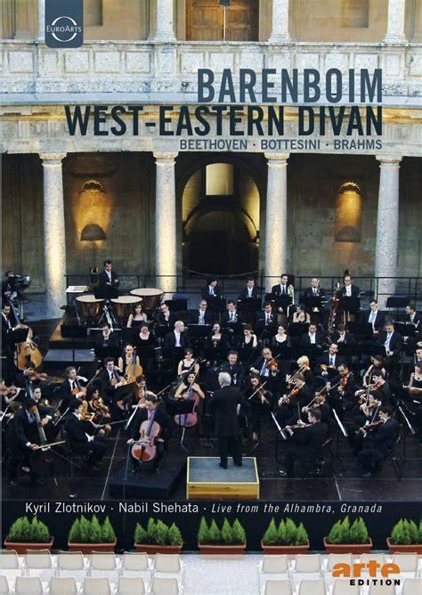 west eastern divan orchestra barenboim west eastern divan orchestra live from the