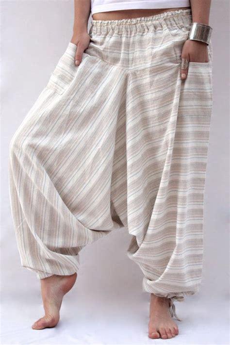linen harem handcrafted usgs apparel collection harems and harem