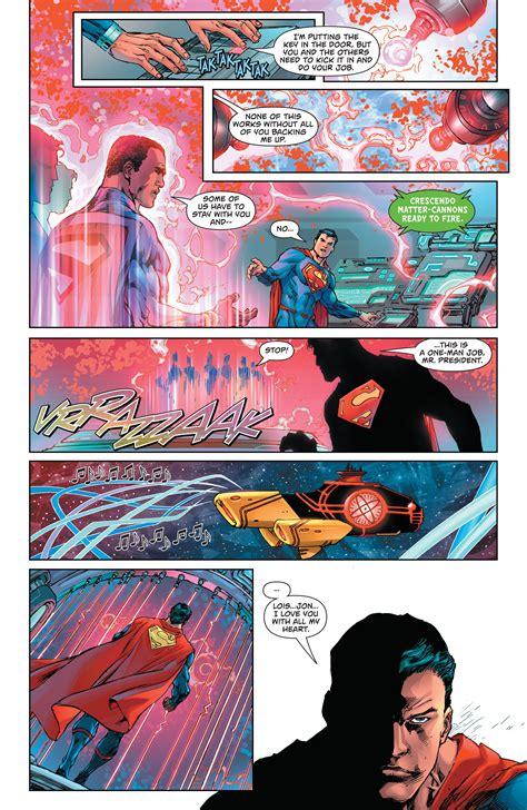 Dc Comics Superman 15 March 2017 dc comics rebirth spoilers review superman 15 multiversity sequel multiplicity adds 22