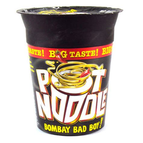 pot noodle bombay bad boy delivered worldwide by