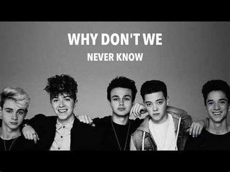 download mp3 exo they never know 3 87 mb why don t we tell me mp3 download mp3 video