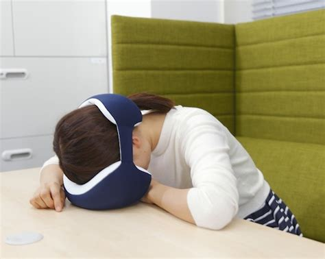 How To Make A Desk Pillow by To Sleep Perchance To Japanese Napping