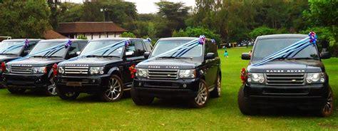Wedding Cars Uganda by Wedding Car Hire Rent A Driver Uganda