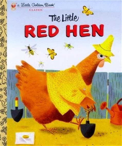 the little red hen 1861476531 the little red hen by diane muldrow