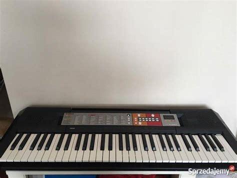 Yamaha Keyboard Tunggal Psr F50 keyboard yamaha psr f50 i蛯awa sprzedajemy pl