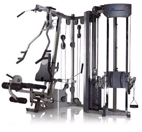 nautilus machine workouts most popular workout programs