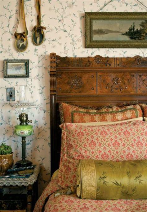 Bettdecke Muster by Tapete Mit Muster Wird Den Raum Einzigartiger Erscheinen