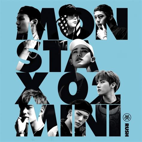 free mp3 download of beautiful in white download mini album monsta x rush 2nd mini album