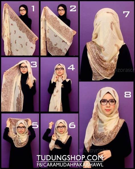 tutorial hijab anak muda jaman sekarang 54 besten kopftuch binden bilder auf pinterest kopftuch