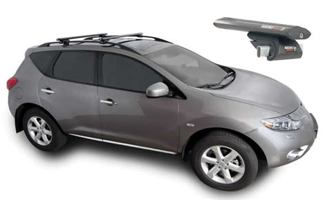 Nissan Murano Luggage Rack by Roof Rack Sydney