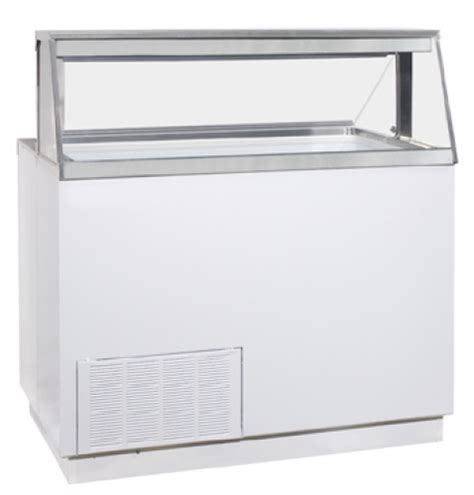 one door dipping cabinet by global refrigeration