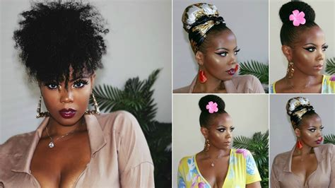 braid  quick easy updo natural hairstyles  type  hair hergivenhair tastepink