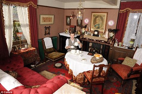 Indian Home Interior Design Photos Middle Class Man Spends 6 Years Turning Cottage Into Victorian Time