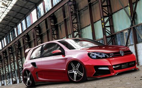 modified cars tuning34 modified cars volkswagen golf
