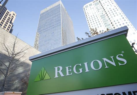 regions bank in birmingham regions to announce quarter 2017 financial results