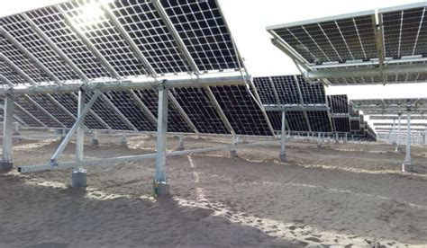 longi green energy technology solar panels bifacial plus tracking boosts solar energy yield by 27