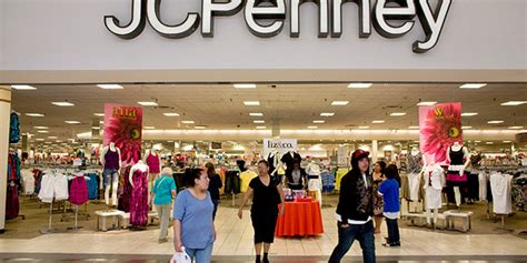 jc penney jcp return to
