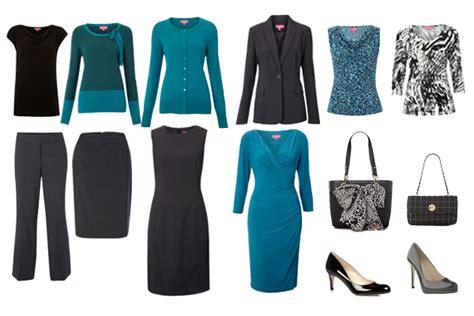 Clothing Capsule Wardrobe by Easy Business Wear Capsule Wardrobe Looking Stylish