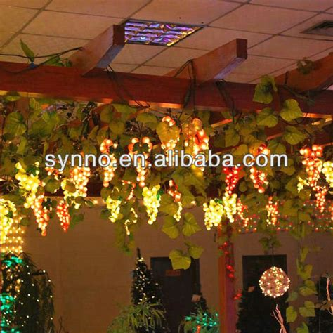 grape string lights ac110v led fruit grape and berry string lights buy led