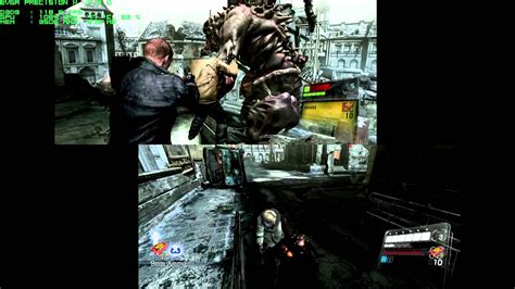 Pc Coop by Resident Evil 6 Pc Multiplayer Split Screen Co Op