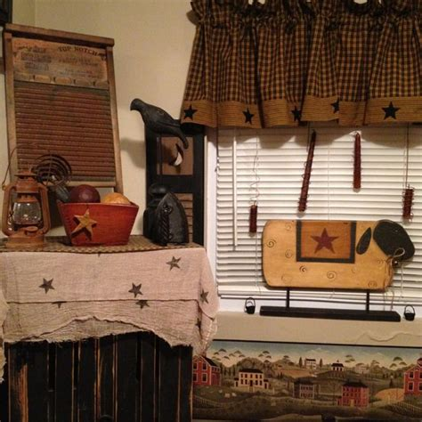 country and primitive home decor primitive decor primitive country home decor pinterest