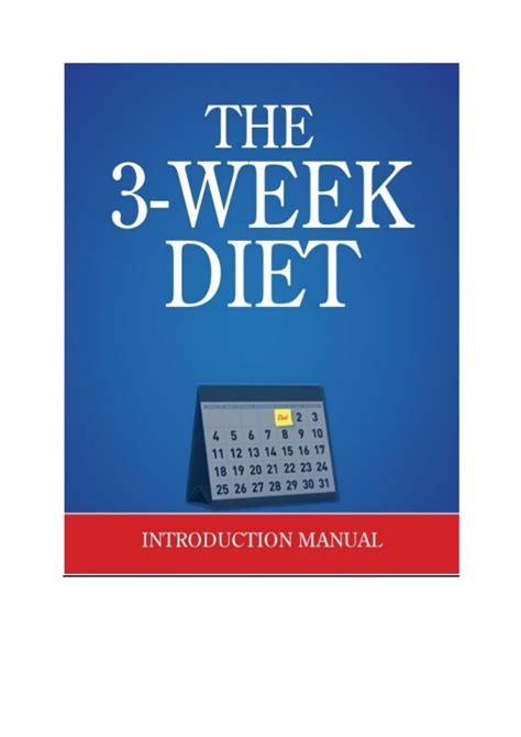 weight loss 3 weeks weight loss diet 3 week diet