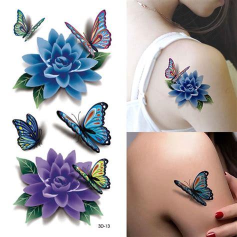 henna tattoo gef hrlich 1 st 252 ck 3d bunten wasserdichtes geh 228 use kunst h 252 lse diy