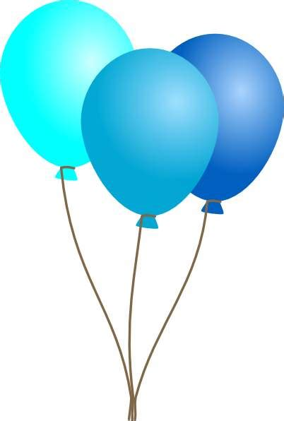 clipart ballo balloon blue ballons clipart cliparting
