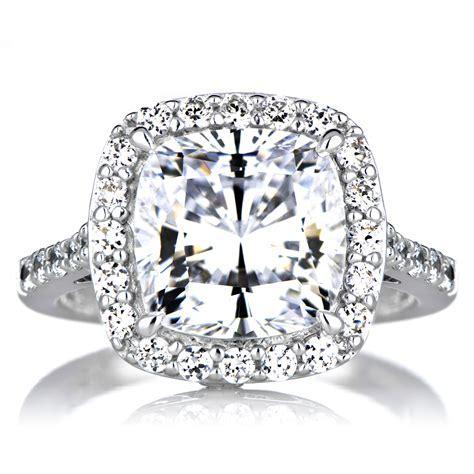 Diamond Rings Cubic Zirconia Best   Wedding, Promise