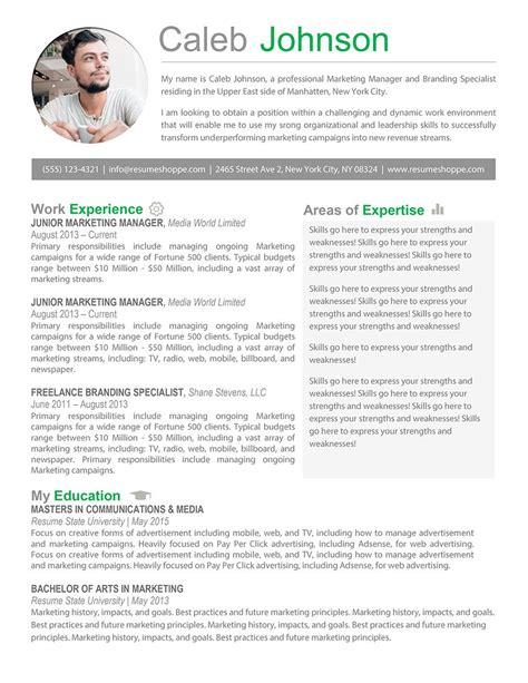 the caleb resume creative diy resumes template
