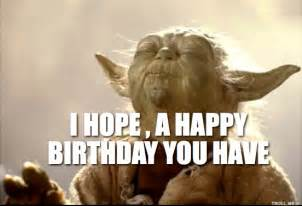 Yoda Happy Birthday Quotes Pin Yoda Happy Birthday Quotes Image Search Results On