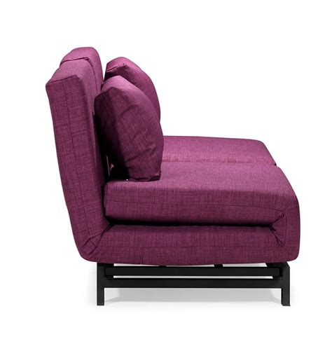 Sofa Bed Purple Zuo Modern Swing Lounge Sofa Bed Purple Zm 900061 At Homelement