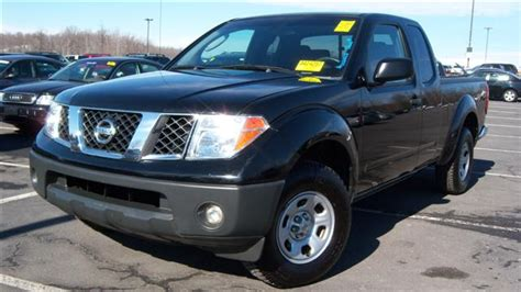 2006 Nissan Frontier For Sale by Used 2006 Nissan Frontier Xe Truck 9 390 00