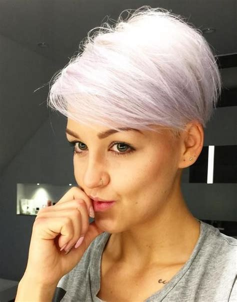 celebrity with wedge bob haircut 60 gorgeous long pixie hairstyles white blonde blonde