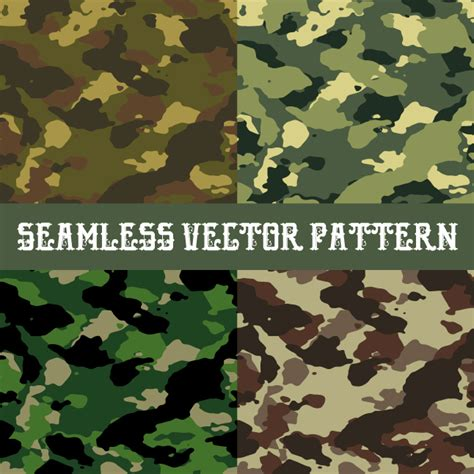 vector military camouflage pattern free vector download camouflage vector pattern vector art graphics