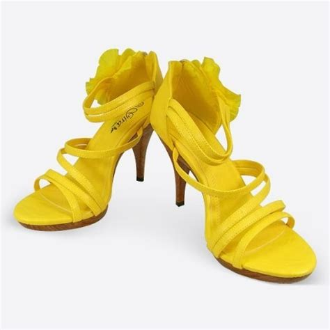 yellow sandals for wedding 31 best wedding shoes images on yellow yellow