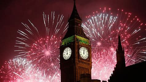 years eve fireworks  london big ben clock  london desktop hd wallpaper  mobile phones