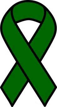 liver cancer color clipart emerald liver cancer ribbon