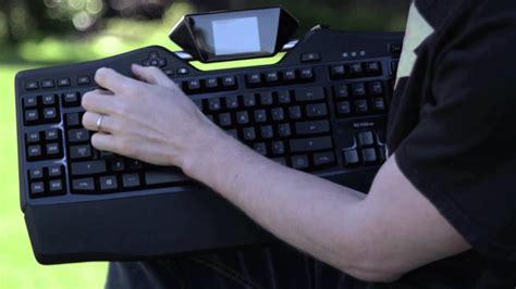 Keyboard Logitech G19s logitech g19s gaming keyboard unboxing overview