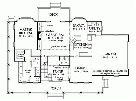Eplans Farmhouse House Plan Vintage Columns 2384 House Plans With Columns