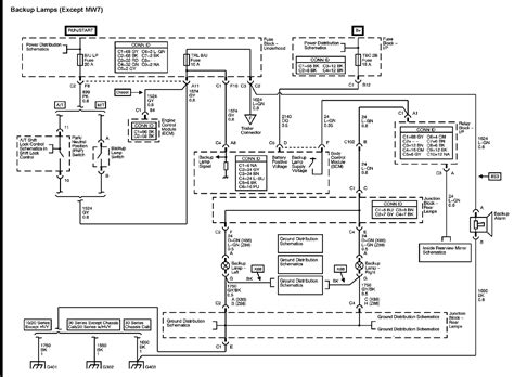 2004 gmc wiring diagram schematic engine at 2005