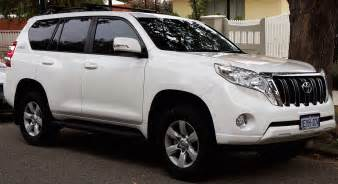 Toyota Prado Toyota Land Cruiser Prado