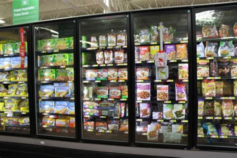 frozen food section walmart family grocery store pictures to pin on pinterest