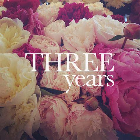 3 years in years three years jennabethday
