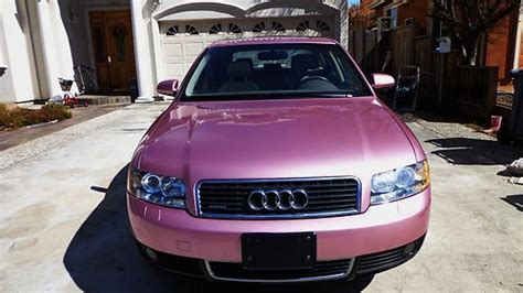 pink audi a4 sell used audi a4 in pink c300 jetta beetle bmw 325i 328i