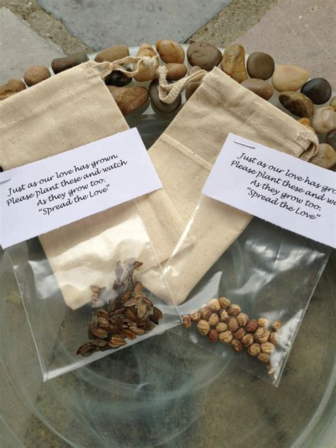 Wedding Favors Flower Seeds by Flower Seed Favors Filler Only Wedding By Krystlesweddings
