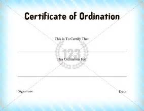 Ordination Certificate Template by Pin Certificate Of Ordination For Deacons Pdf On