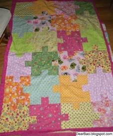 dear baci jigsaw puzzle quilts