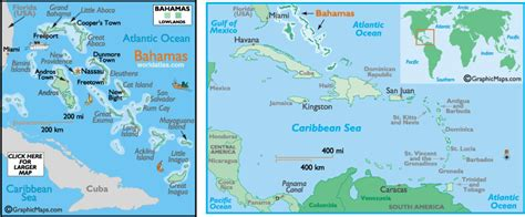 New Province Bahamas Map and Information Page