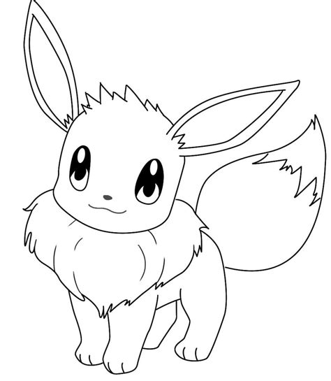 cute pokemon coloring pages eevee pin by julia on colorings pinterest craft activities